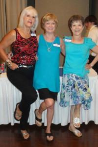 Nancy, Sherry & Missy