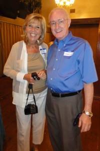 Brenda Wright & Charlie Jenkins
