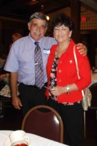 Phyllis McDaniel & husband