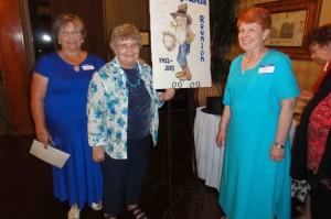 Loretta Harris, Judy Trivett & Nancy Snoderly