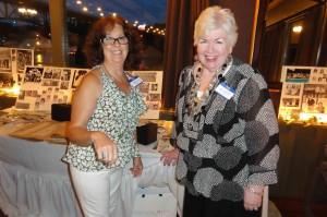 Brenda Wheeler & Vonnie Easterday